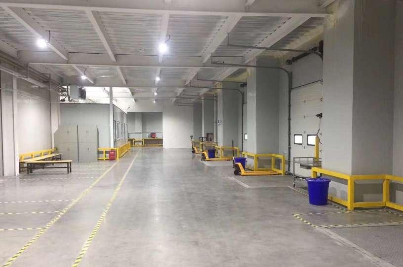 Warehousing logistics_Shanghai bingchuang refrigeration